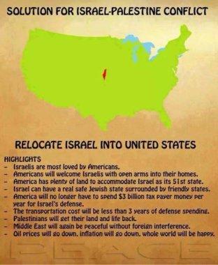 move israel